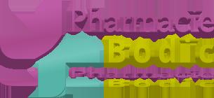 Logo de la Pharmacie Bodic