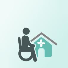Accès des personnes à mobilité réduite